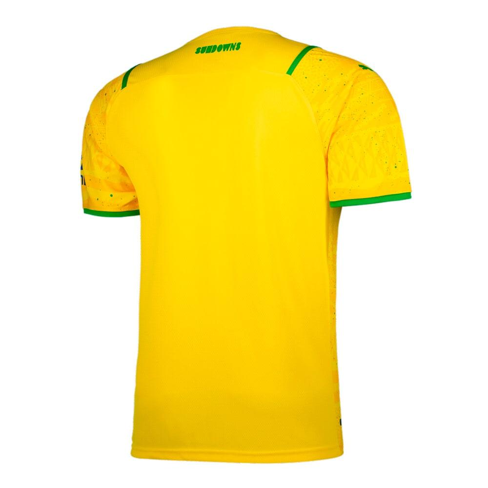 Image Puma Mamelodi Sundowns Home Replica Men's Jersey #2