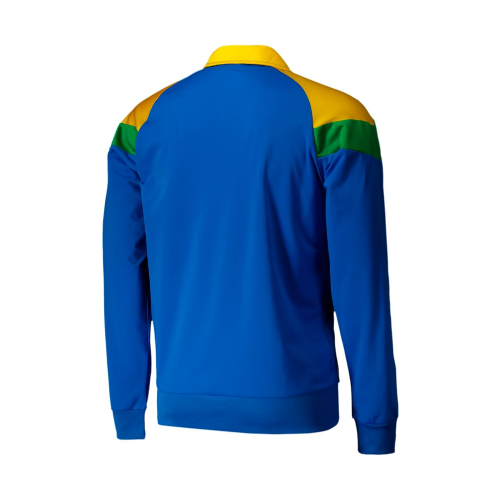 Image Puma Mamelodi Sundowns Iconic MCS Men's Football Track Jacket #2