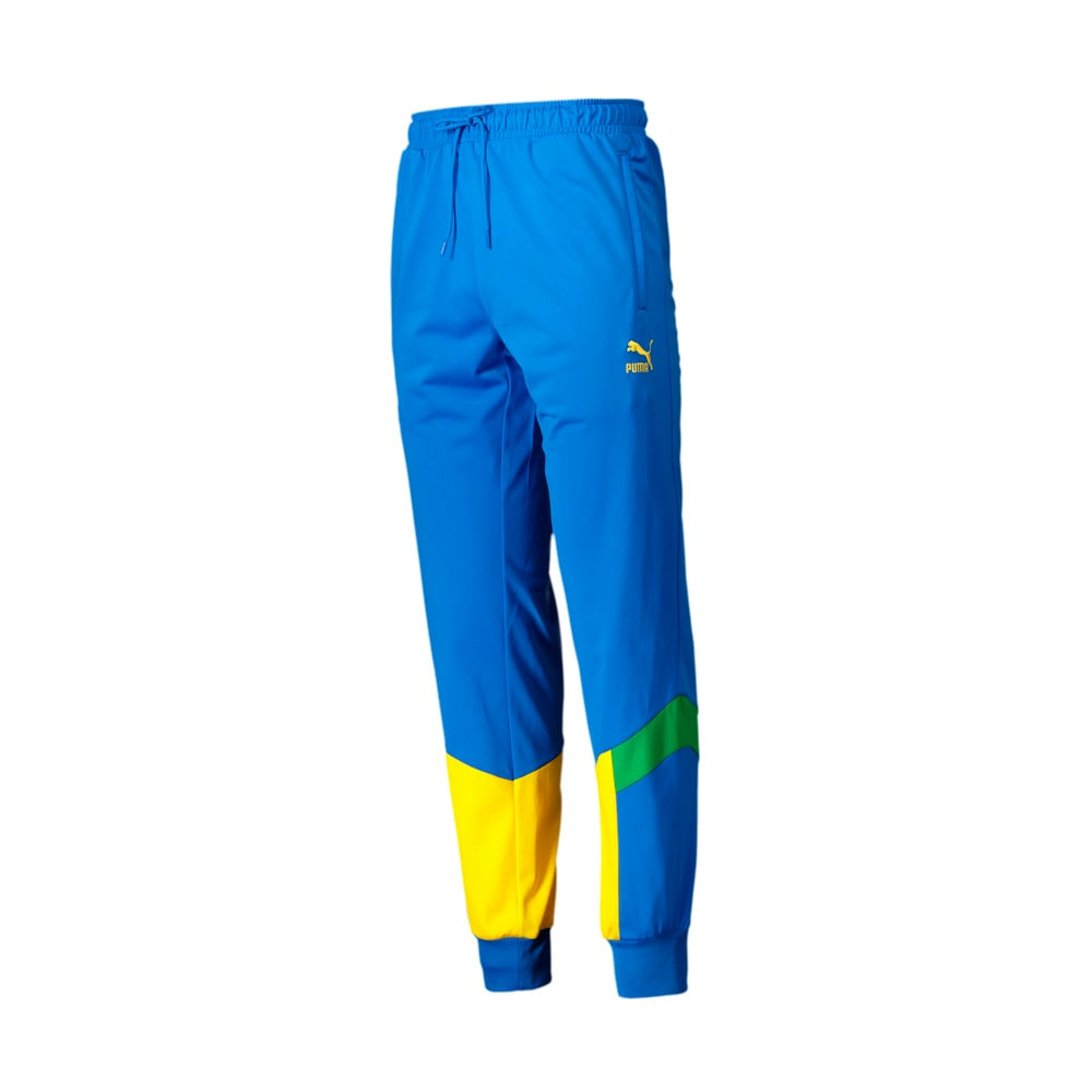 Image Puma Mamelodi Sundowns Iconic MCS Men's Football Track Pants #1