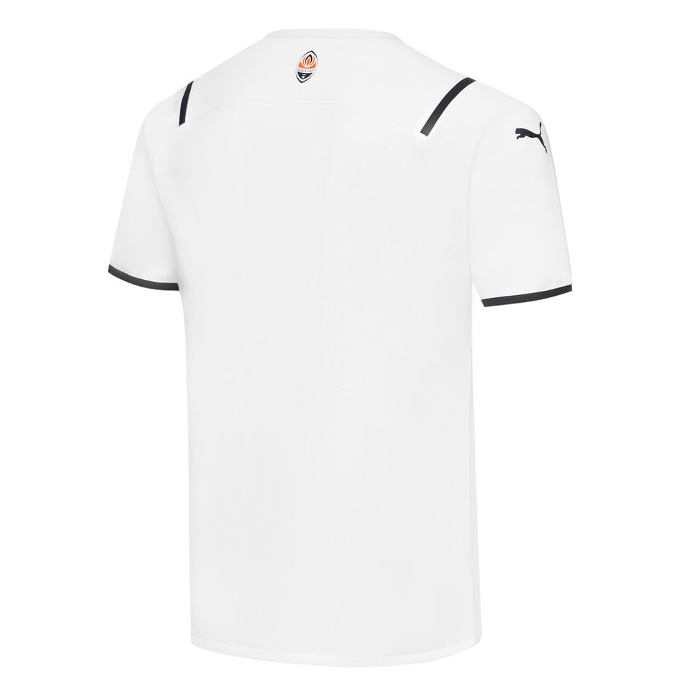 Изображение Puma Джерси FCSD 3rd Shirt Promo #2: Puma White-GOLDEN POPPY