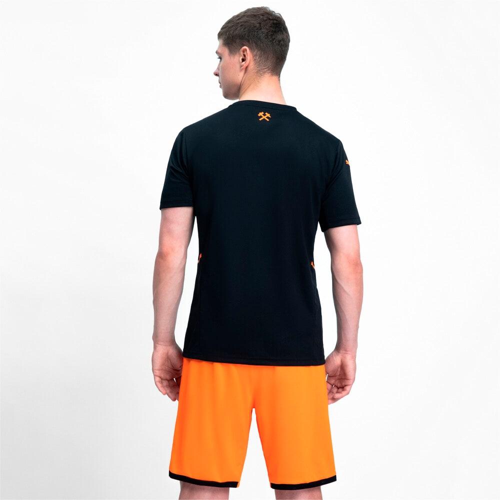 Зображення Puma Джерсі FCSD 3rd Shirt Promo #2: Puma Black-GOLDEN POPPY