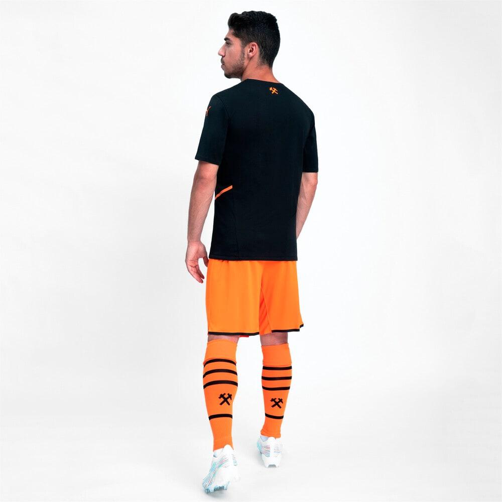Изображение Puma Шорты FCSD Shorts Promo #2: GOLDEN POPPY-Puma Black