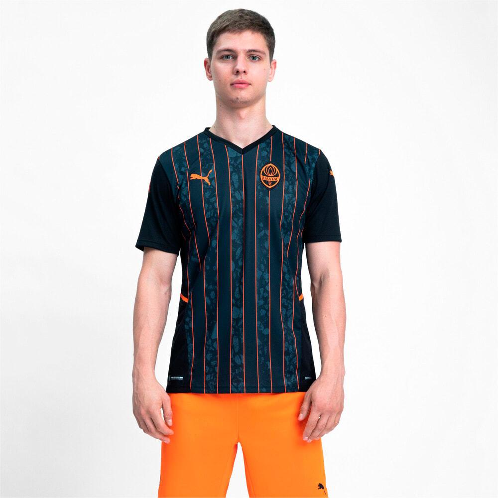 Зображення Puma Шорти FCSD Shorts Replica #1: GOLDEN POPPY-Puma Black