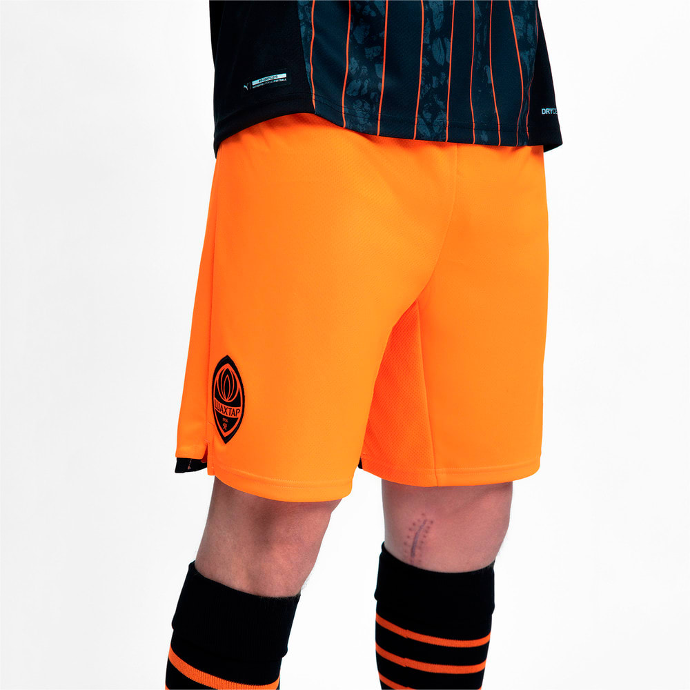 Зображення Puma Шорти FCSD Shorts Replica #2: GOLDEN POPPY-Puma Black