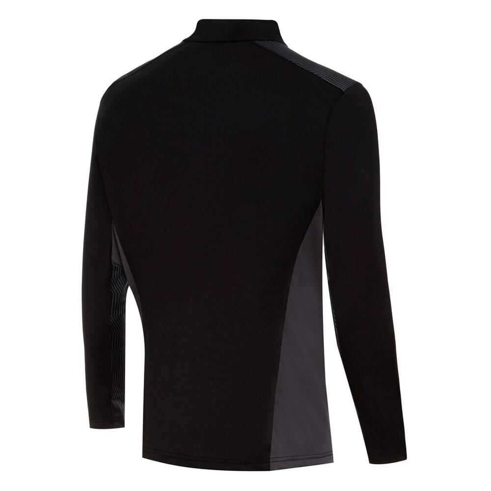 Изображение Puma Куртка FCSD Training Men's Football Jacket #2: Puma Black-GOLDEN POPPY