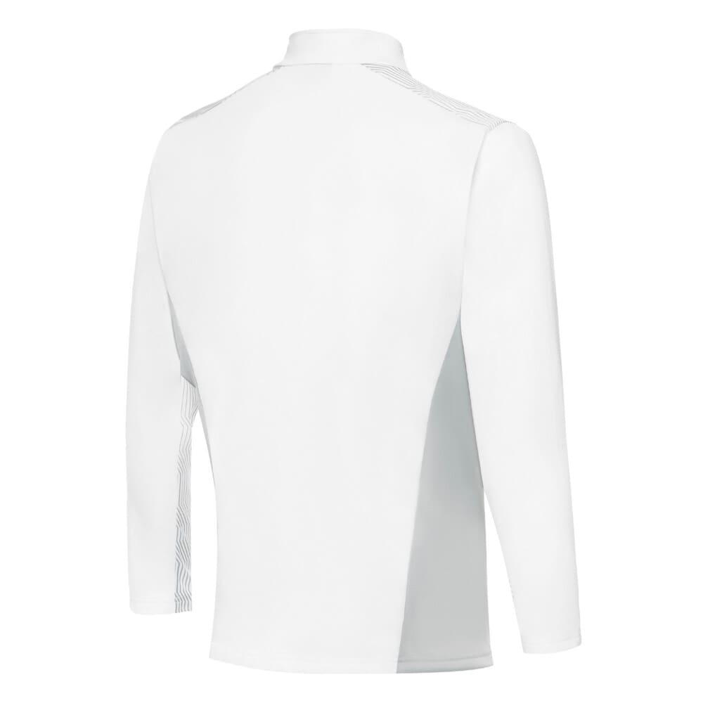 Зображення Puma Куртка FCSD Training Men's Football Jacket #2: Puma White-GOLDEN POPPY
