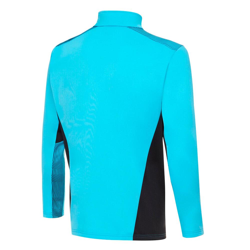 Изображение Puma Куртка FCSD Training Men's Football Jacket #2: Blue Atoll-Puma Black