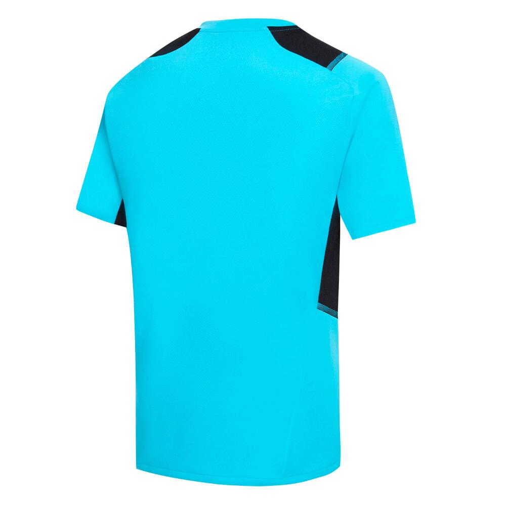 Изображение Puma Футболка FCSD Pro Training Men's Jersey #2: Blue Atoll-Puma Black