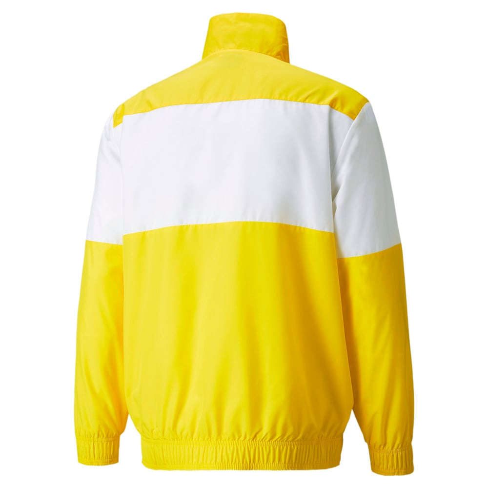 Image Puma BVB Prematch Men's Football Jacket #2