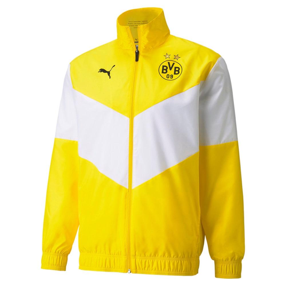 Image Puma BVB Prematch Men's Football Jacket #1