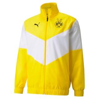 Image Puma BVB Prematch Men's Football Jacket
