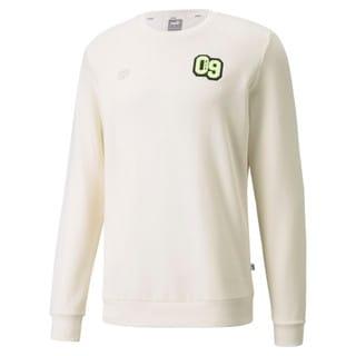 Изображение Puma Толстовка BVB FtblFeat Crew Neck Men's Football Sweatshirt