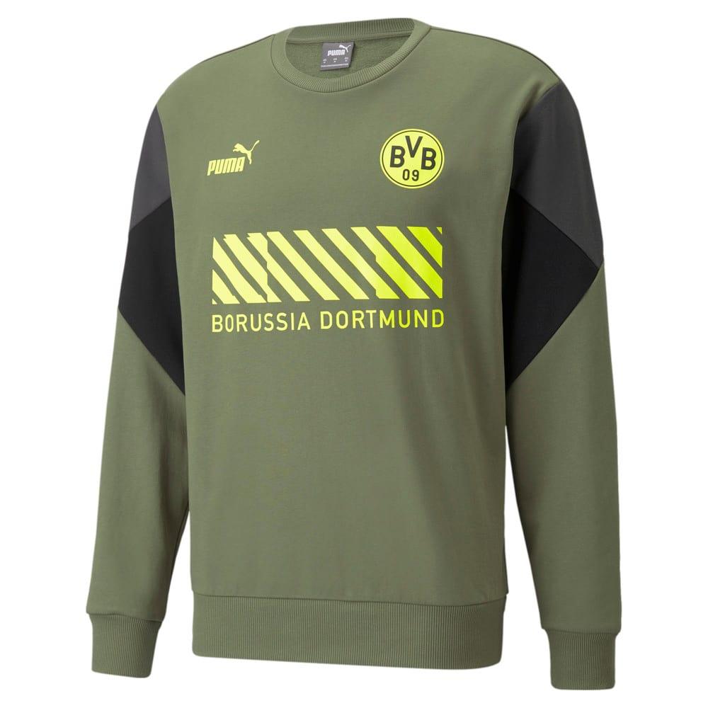 Изображение Puma Толстовка BVB FtblCulture Crew Neck Men's Football Sweater #1