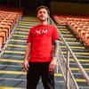 Görüntü Puma AC MILAN FtblCore Erkek Futbol T-shirt #3