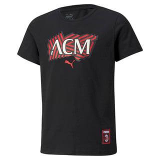 Изображение Puma Детская футболка ACM FtblCore Youth Football Tee