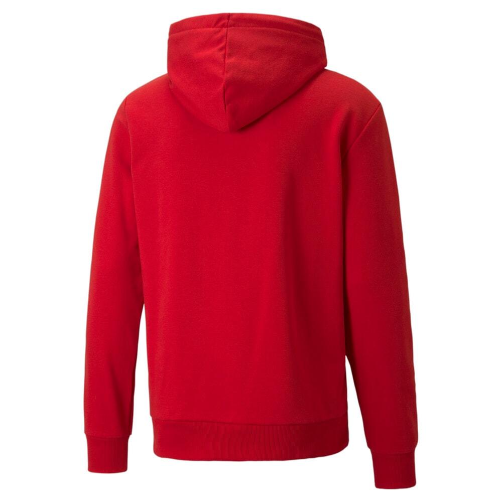 Görüntü Puma AC MILAN FtblCore Erkek Futbol Kapüşonlu Sweatshirt #2