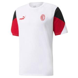 Imagen PUMA Camiseta de fútbol para hombre AC Milan FtblCulture