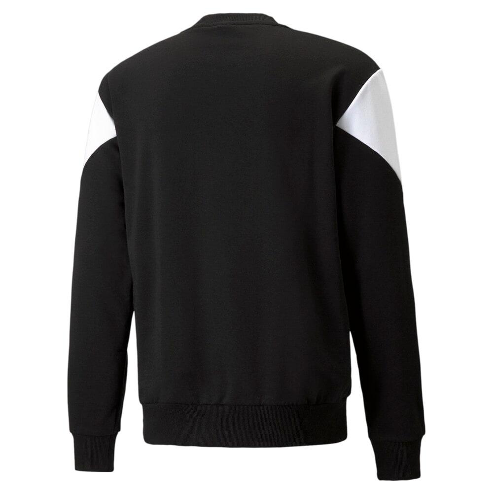 Изображение Puma Толстовка ACM FtblCulture Crew Neck Men's Football Sweatshirt #2