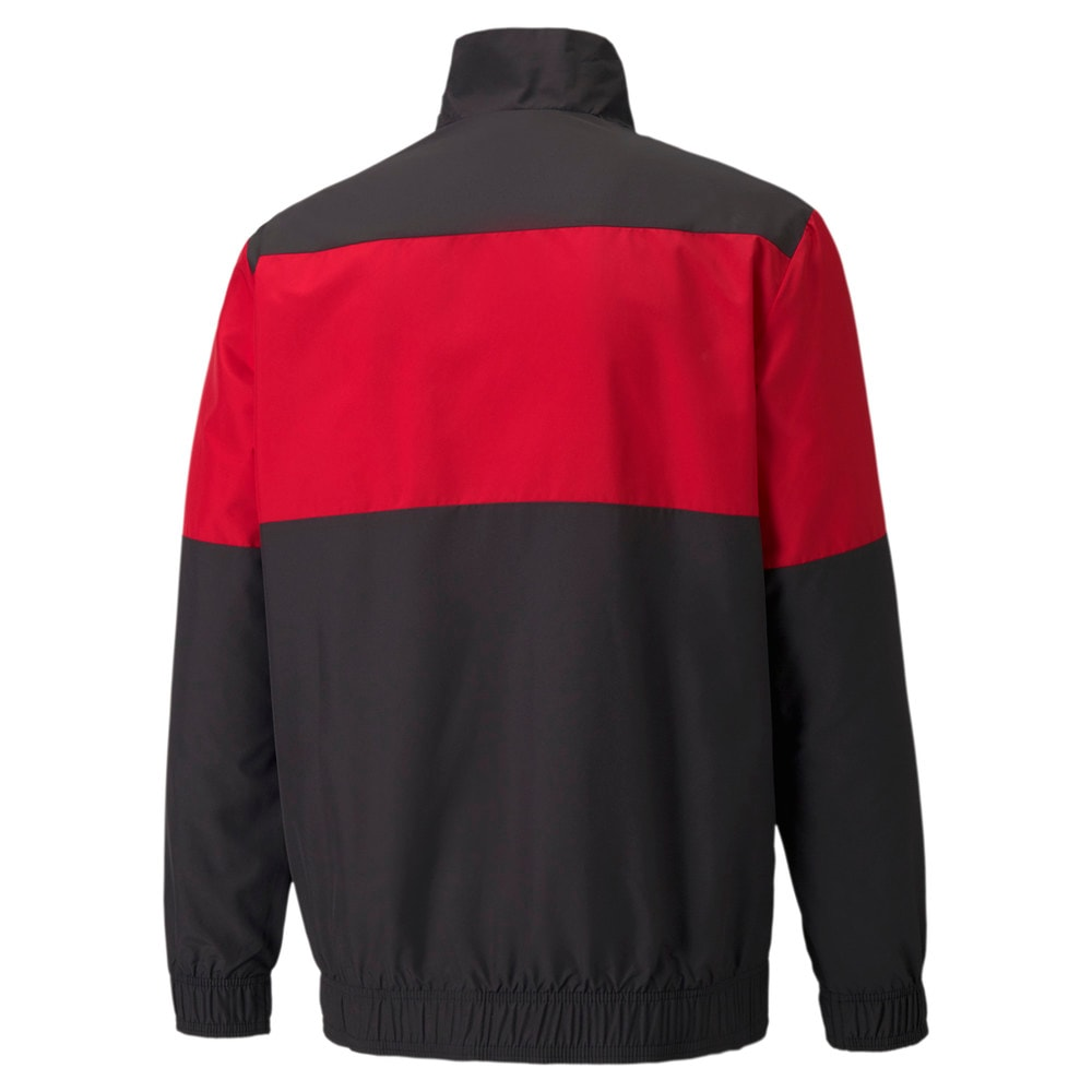 Image Puma AC Milan Prematch Men's Football Jacket #2