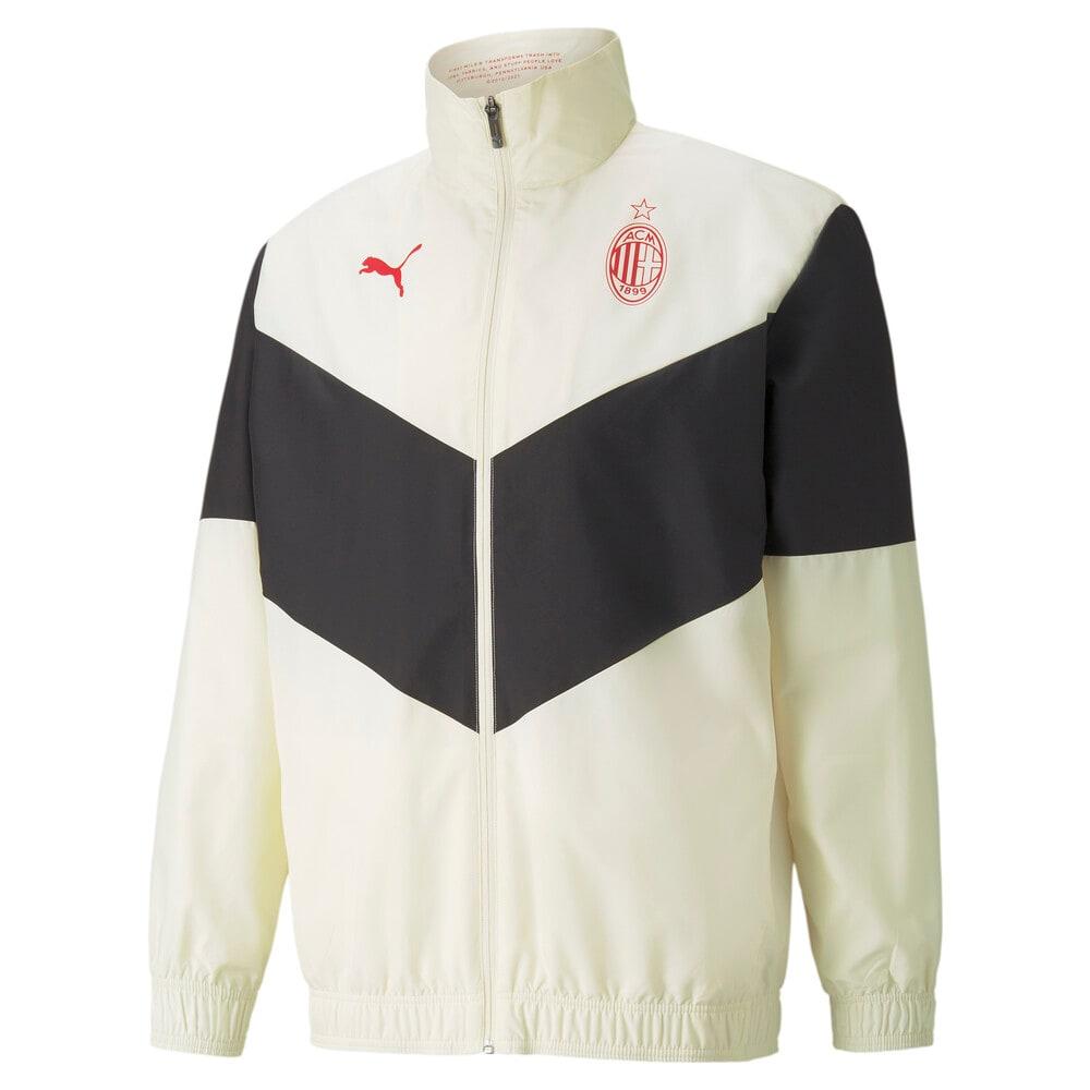 Image Puma AC Milan Prematch Men's Football Jacket #1