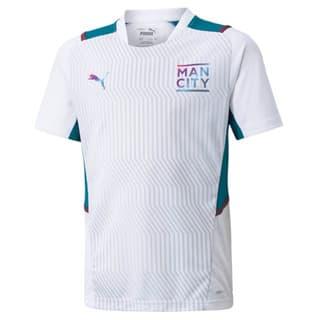 Изображение Puma Детская футболка Man City Training Youth Jersey