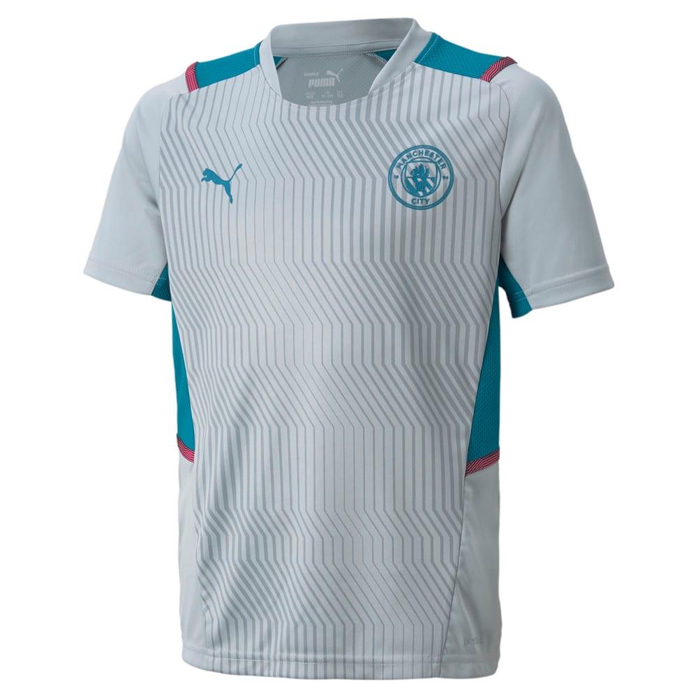 Image PUMA Camisa de Treino Manchester City Juvenil #1