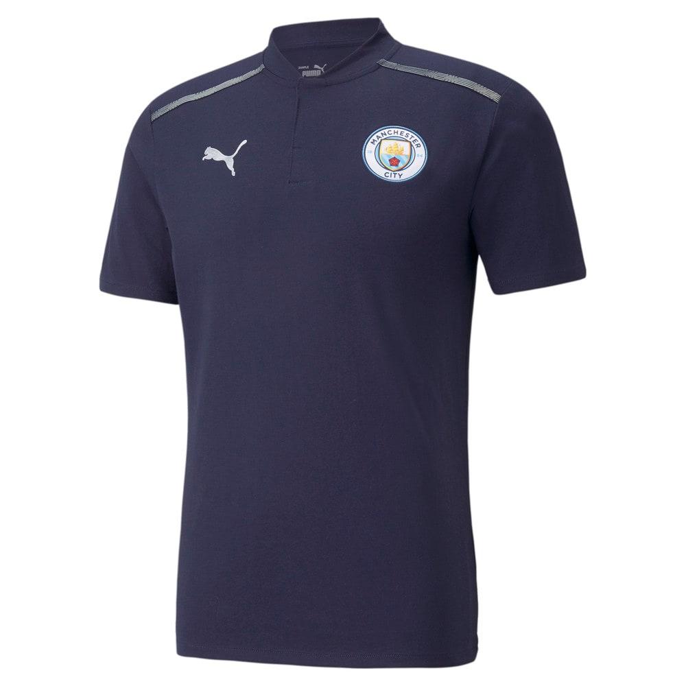 Изображение Puma Поло Man City Casuals Men's Football Polo Shirt #1