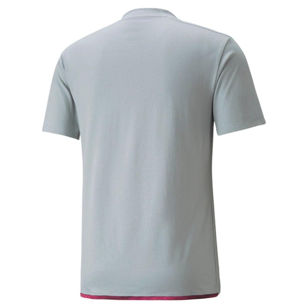 Image Puma Man City Casuals Men's Football Polo Shirt #2