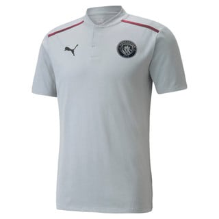 Изображение Puma Поло Man City Casuals Men's Football Polo Shirt