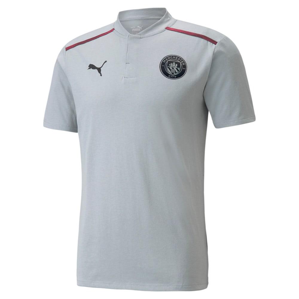 Image Puma Man City Casuals Men's Football Polo Shirt #1