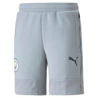 Изображение Puma Шорты Man City Casuals Men's Football Sweat Shorts