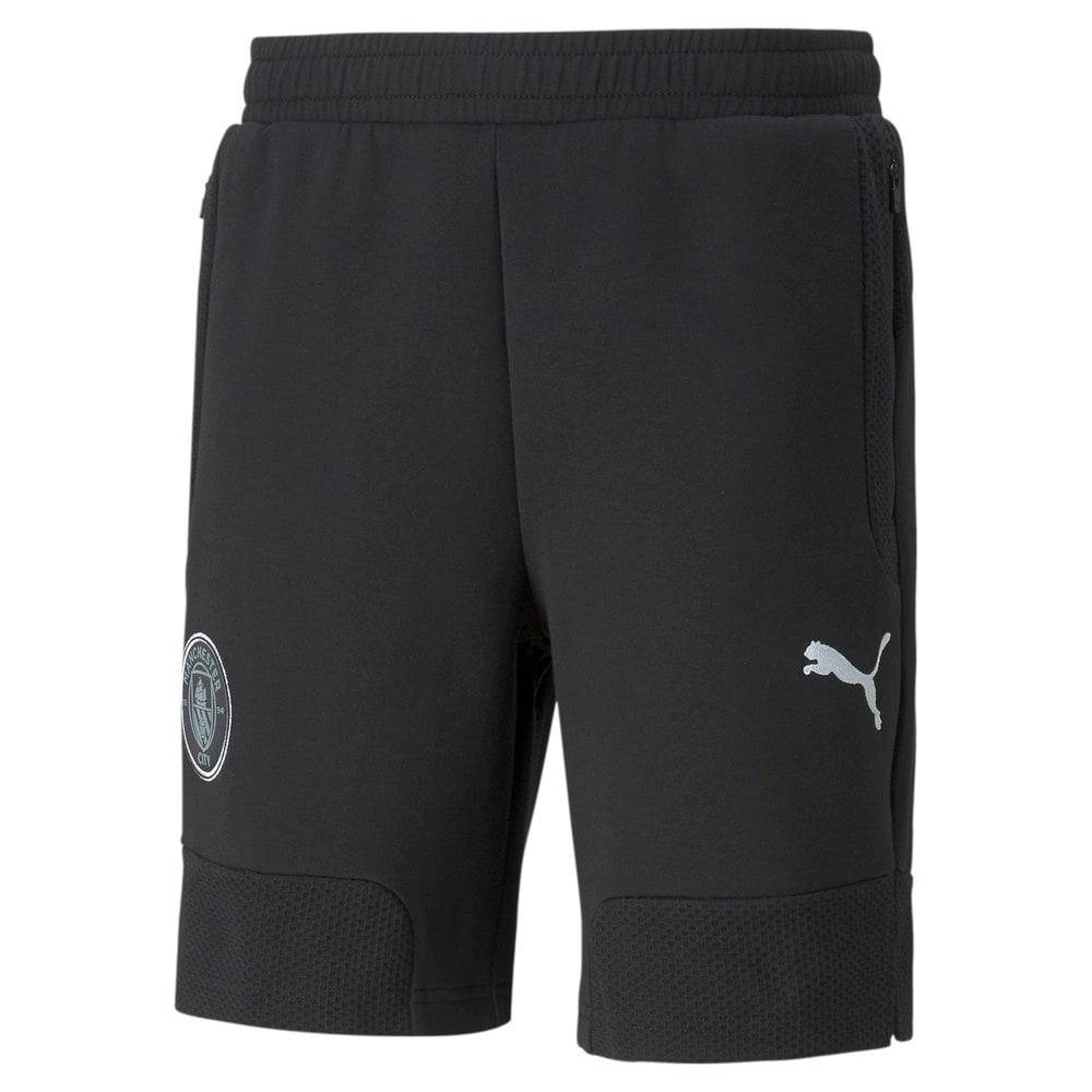 Изображение Puma Шорты Man City Casuals Men's Football Sweat Shorts #1