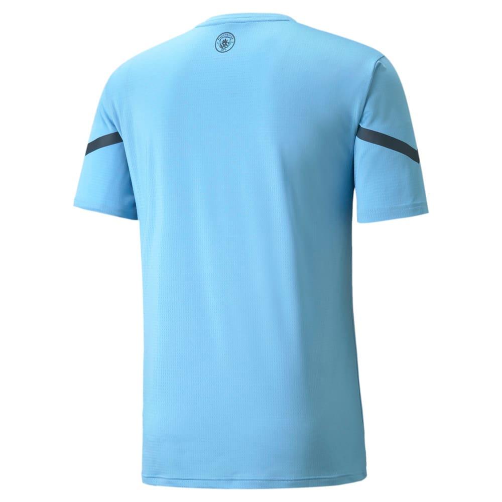 Image PUMA PUMA x FIRST MILE Camisa de Treino Manchester City Masculina #2