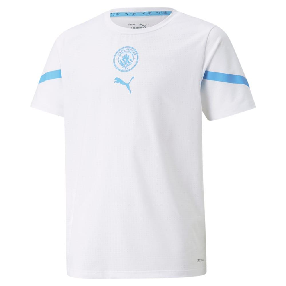 Image PUMA PUMA x FIRST MILE Camisa de Treino Manchester City Juvenil #1