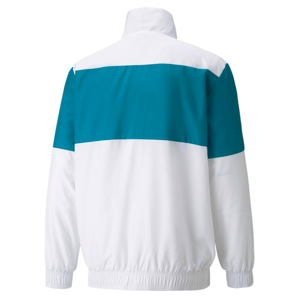 Image Puma PUMA x FIRST MILE Man City Prematch Men's Football Jacket #2