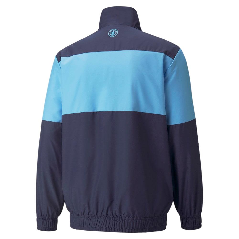 Image PUMA PUMA x FIRST MILE Jaqueta de Treino Manchester City Masculina #2