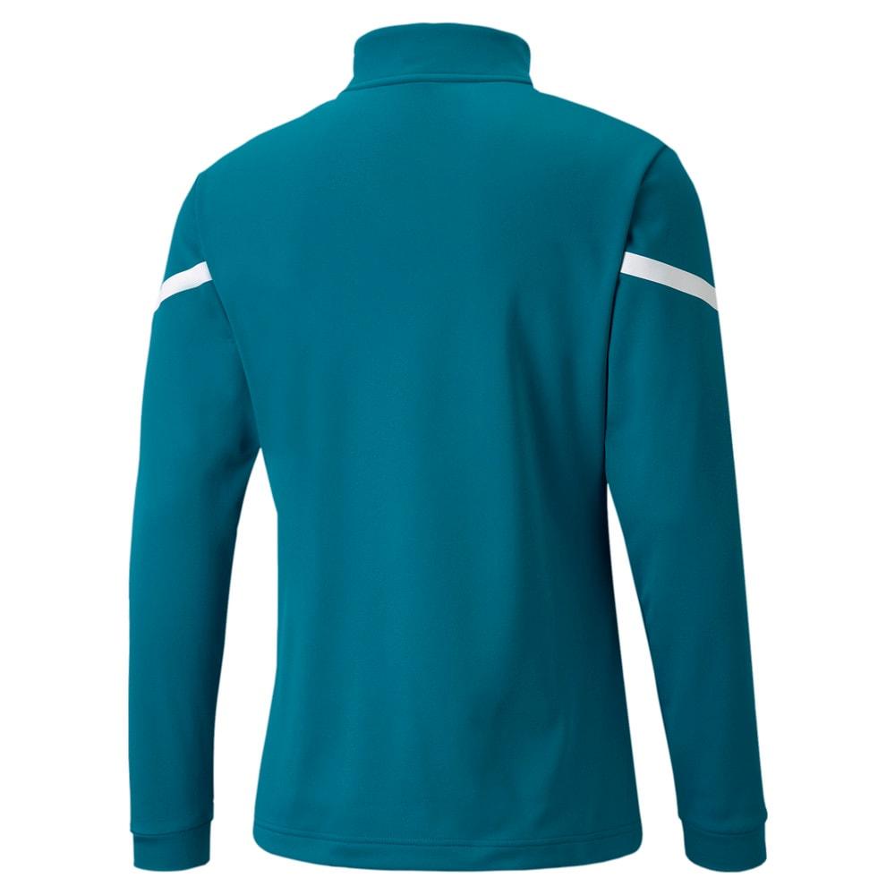 Изображение Puma Олимпийка Man City Prematch Quarter-Zip Men's Football Top #2