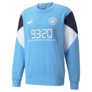 Изображение Puma Толстовка Man City FtblCulture Men's Football Sweater