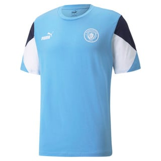 Зображення Puma Футболка Man City FtblCulture Men's Football Tee