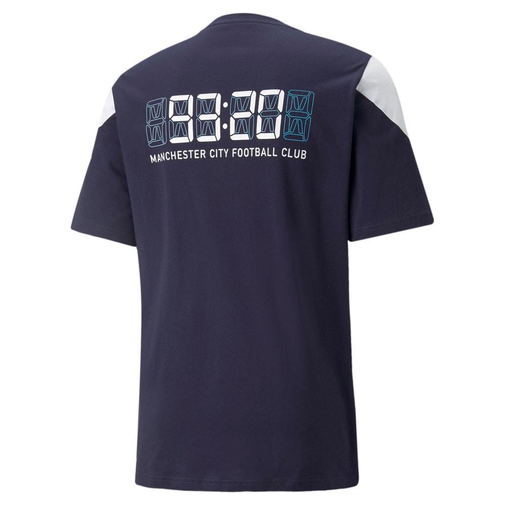 Imagen PUMA Camiseta de fútbol para hombre Manchester City FtblCulture #2