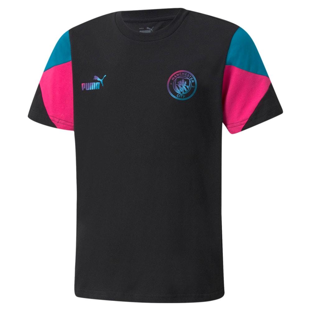 Изображение Puma Детская футболка Man City FtblCulture Youth Football Tee #1