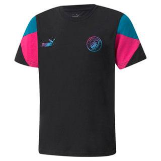 Изображение Puma Детская футболка Man City FtblCulture Youth Football Tee