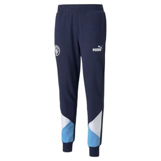 Imagen PUMA Pantalones de fútbol para hombre Man City FtblCulture