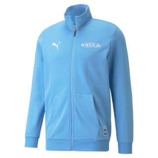 Изображение Puma Олимпийка Man City FtblCore Men's Football Track Jacket