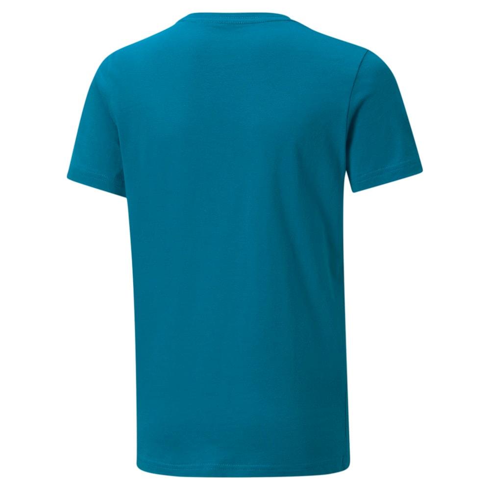Изображение Puma Детская футболка Man City FtblCore Youth Football Tee #2