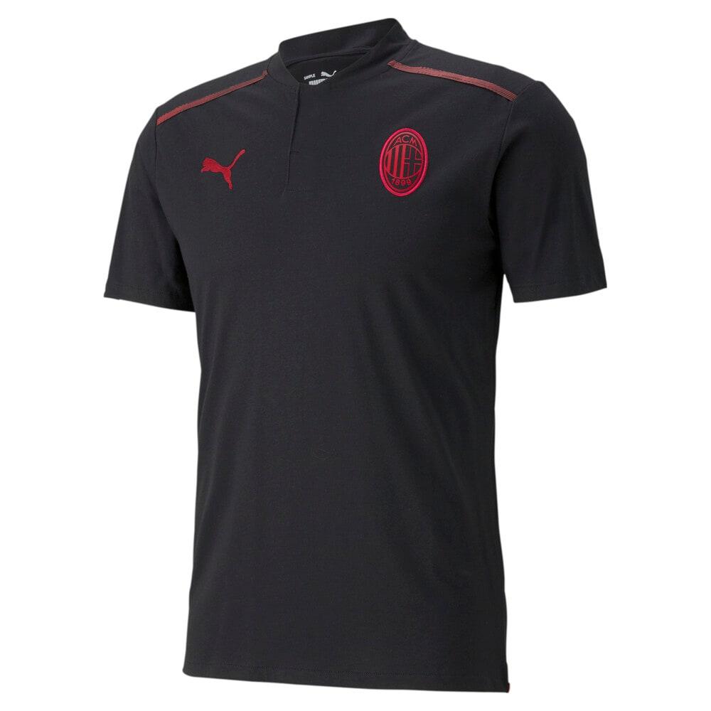 Изображение Puma Поло ACM Casuals Men's Football Polo Shirt #1