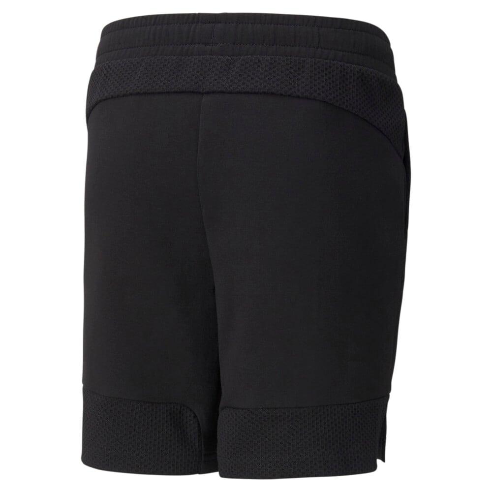 Изображение Puma Детские шорты ACM Casuals Youth Football Sweat Shorts #2