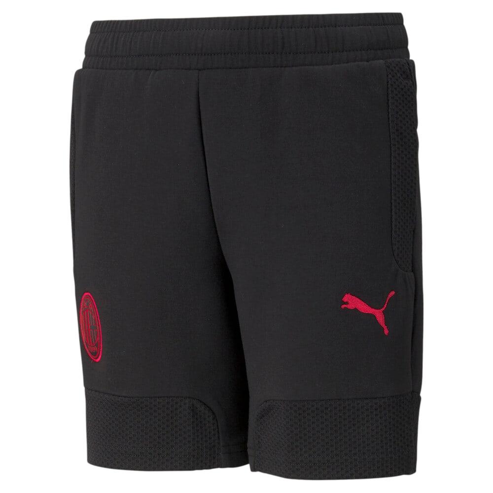 Изображение Puma Детские шорты ACM Casuals Youth Football Sweat Shorts #1