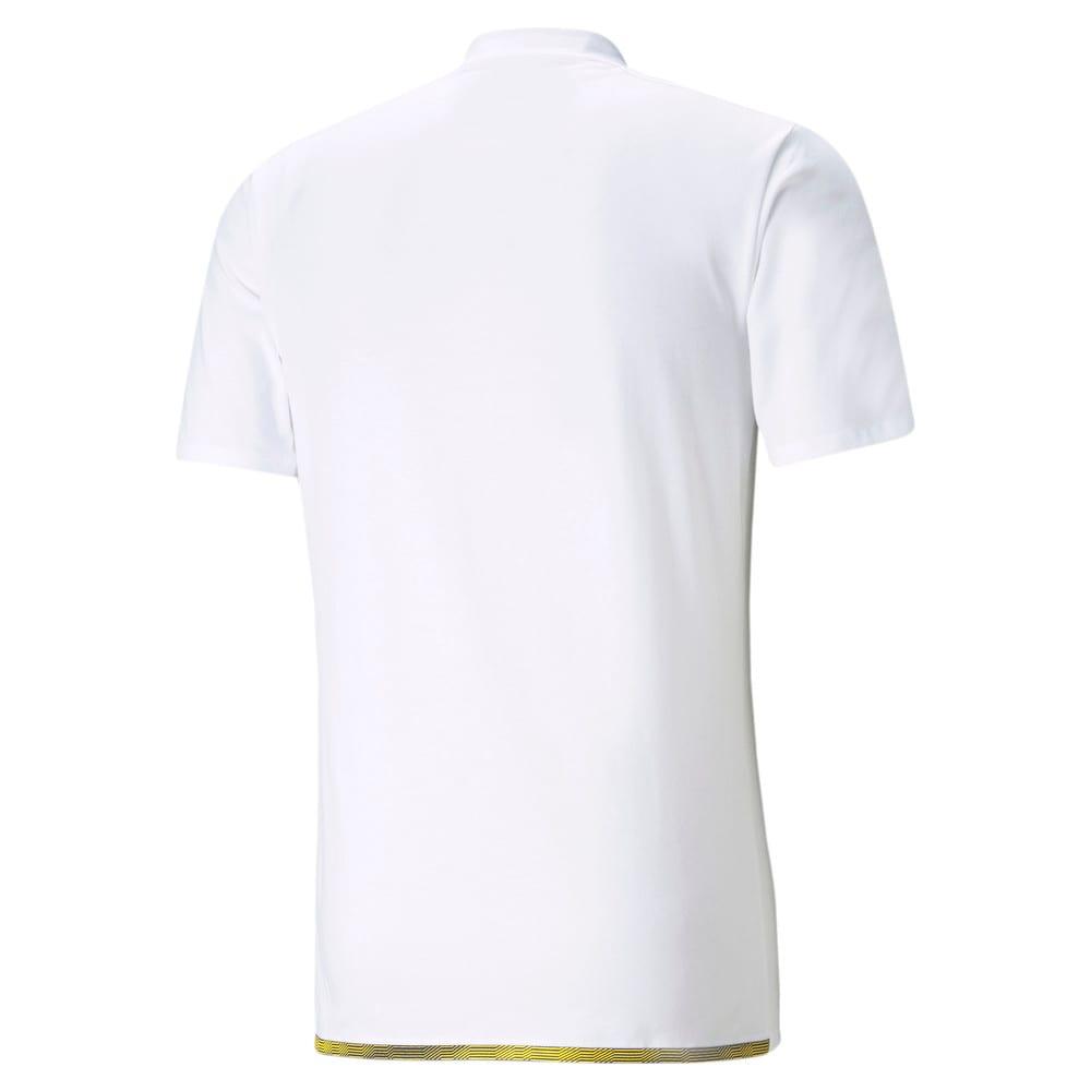 Изображение Puma Поло BVB Casuals Men's Football Polo Shirt #2