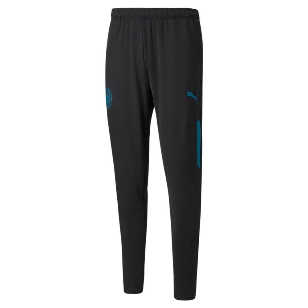 Изображение Puma Штаны Man City Prematch Men's Football Pants #1